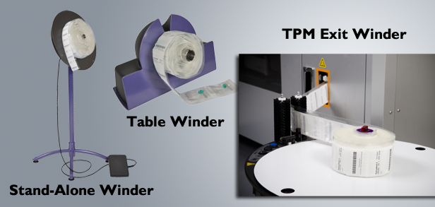 Pharmacy Automation Accessories - Winders
