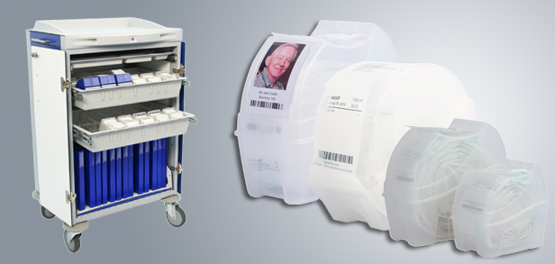 Pharmacy Automation Accessories - Carts and Dispensers