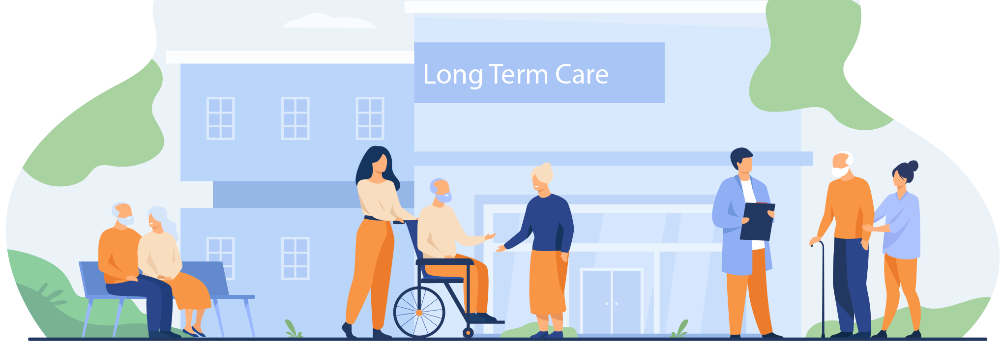 What is a long term care pharmacy