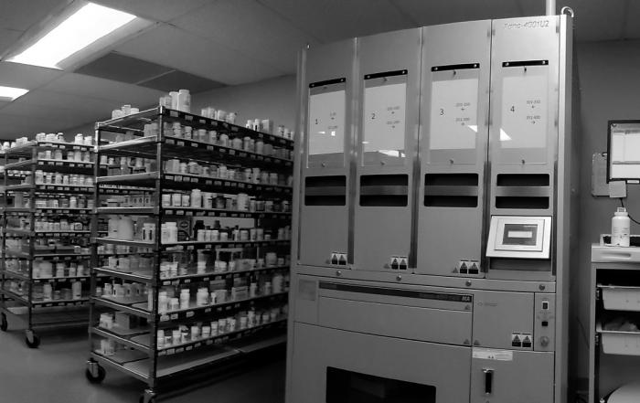 Noritsu Long Term Care Pharmacy Solutions
